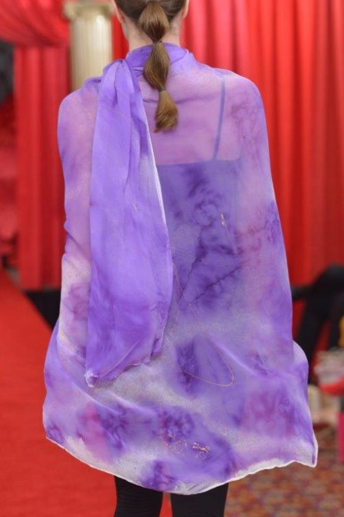 Orchid Poncho 1
