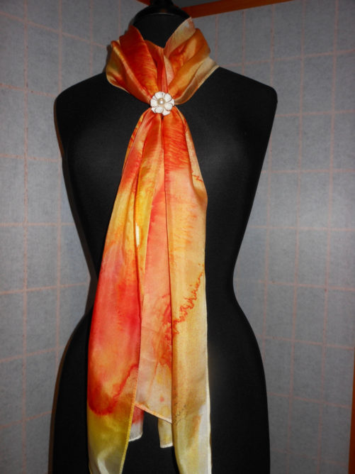 Beautiful Sunrise Scarf