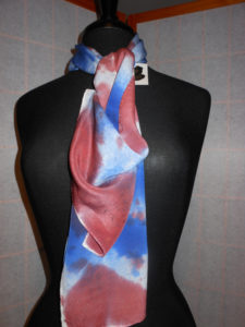 July 4th Short & Narrow Scarf